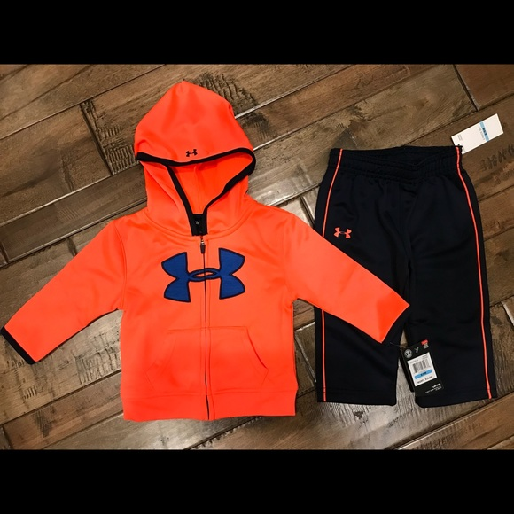 3c267f6e1 Under Armour Matching Sets | Baby Boys Size 69 Month 2 Piece Set ...